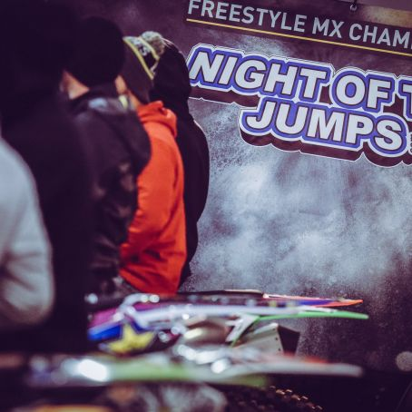 NIGHT OF THE JUMPS byBENOTT 9