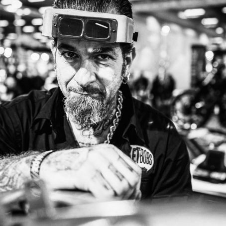 Mario Kyprianides at Biker Build Of 2018