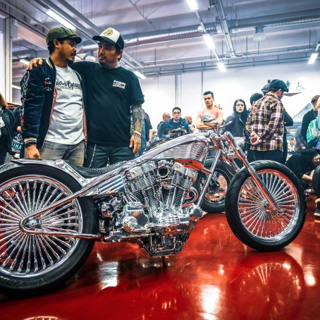 Suicide Customs - Worldchampion and CBS Best of Show Winner