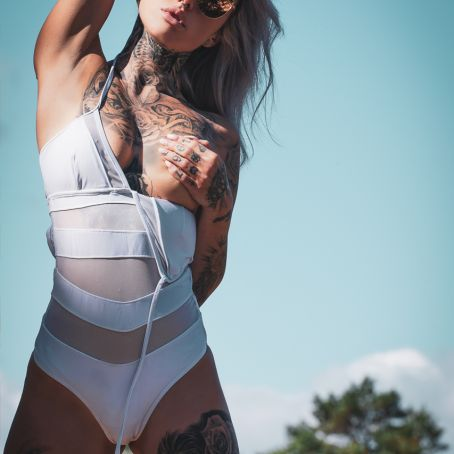 Tattoo Top Model Sarah Bock Germany by www.benott.de